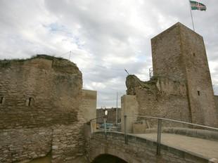 El castell del Catllar està previst que es converteixi en centre d'interpretació. /  M. MARTINEZ