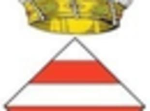Escut oficial de Santa Pau.