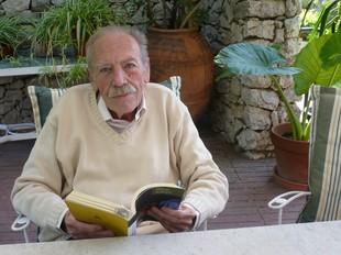 Una imatge d'arxiu de l'escriptor tortosí. R.R