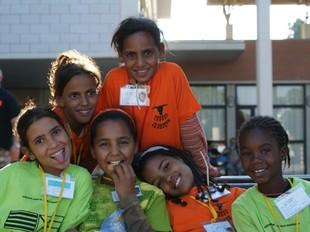 Imatge d'alguns dels infants.  L'ACAPS ALT PENEDÈS