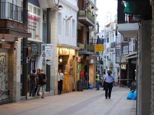 El crim es va produir entre els carrers Parellades i Montroig.