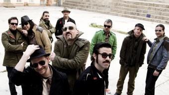 Fundación Toni Manero, un dels grups que tocaran a barraques.