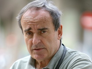 Lluís Lloret, en una imatge de divendres a la tarda.  M.LLADÓ