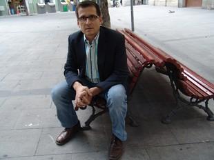 Alfons Quera és alcalde d'Agullana per ERC des de fa deu anys i també es parlamentari.  J.P