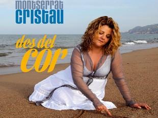 La portada del disc de Montserrat Cristau.  ESTEVE SALABERT