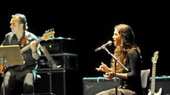 Una imatge de l'espectacle.  ROBIN TOWNSEND / EFE