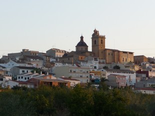 El Villar és la localitat de la comarca dels Serrans en què vivia el jove donant. /  ESCORCOLL