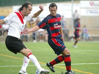 Jordi Martínez va marcar.  E.P