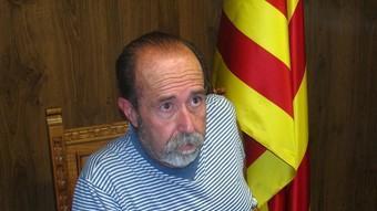 A la imatge l'alcalde de Sant Antoni de Vilamajor, Francesc Tella, de CiU. ACN