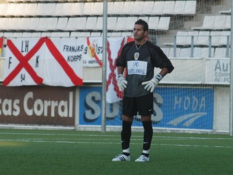 Sergio Cirio (AE Prat) i Carles Craviotto (l'Hospi).  G.M / R.L