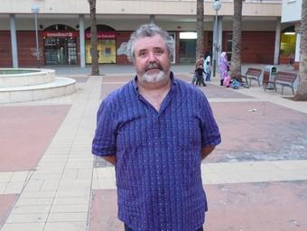 Alberto Emens és el president de l'ACIR.  M.L