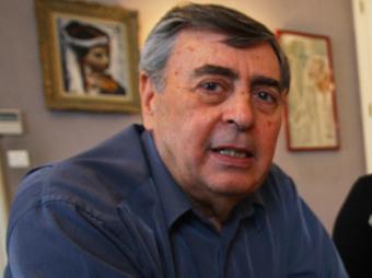 Jean Vila, batlle de Cabestany. /  ARXIU