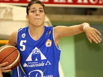 Marta Xargay.  VIRGINIA PINTADO