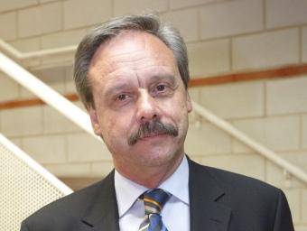 L'alcalde del Catllar durant 28 anys, Josep Maria Gavaldà (CiU). E. P
