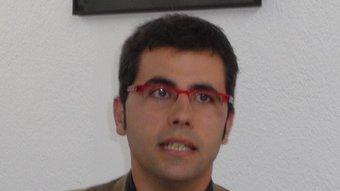 Andreu Francisco, president d'ERC del Maresme T.M.