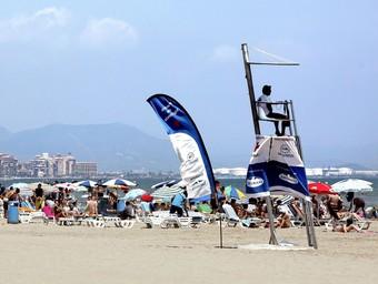 Les platges revaliden la seua qualitat. /  ARXIU