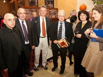 Recepció als representants de Vilassar de Dalt. EL PUNT