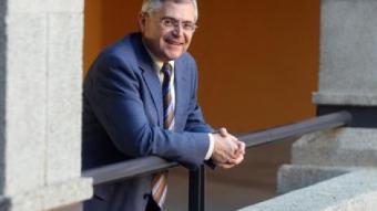 Rafel Bisquerra, psicòleg i pedagog, impulsa la la Fundació per a l'Educació Emocional.  O.D