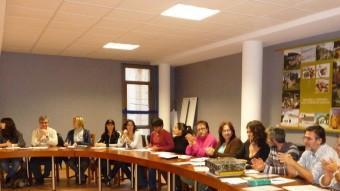 Reunió de l'Assemblea de socis del Centre d'Estudis la Serrania. ESCORCOLL