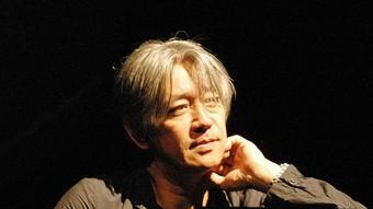 Sakamoto, al Sònar del 2006.  JOSEP MARIA PALOU