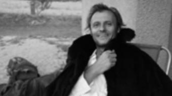 Jordi Casanovas, intèrpret i creador de Jukebox. /  J. BOVER