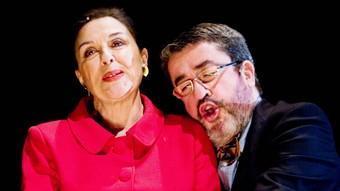 Una imatge de la peça. / ALBERTO NEVADO