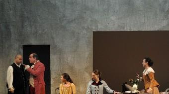Una imatge de la peça que el Piccolo Teatro di Milano va dur al Municipal de Girona. /  FABIO ESPOSITO