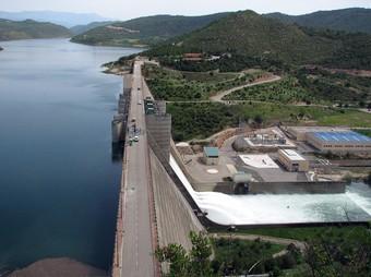 La CHE ha autoritzat que el nord de la Conca rebi aigua del pantà de Rialb.  EL PUNT