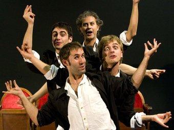 Dei Furbi portarà l'espectacle d'humor i sàtira 'Asufre' a El Teatre, de Bescanó, en el marc d'Escenaris 2011 J.C. GARCÍA