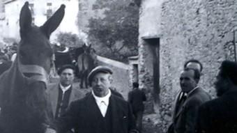 Una de les imatges del llibre. JOSEP M. ESPINÀS