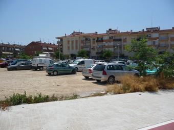 El mercat es construirà entre el carrer Roger de Flor i la ronda de la Masia Nova, on ja s'instal·la el mercat setmanal.  M.L