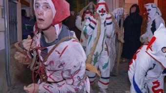Les botargues, un dels elements tradicionals de la festa. T.M
