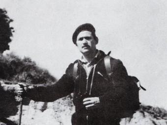 Imatge d'arxiu del guerriller anarquista català Quico Sabaté.