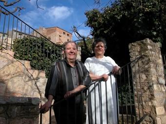 Albert Llorens i Maria Bartalomé.  F. LLOVELL