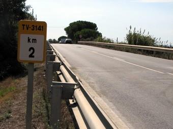El pla territorial preveu millorar, però no desdoblar, la carretera de Reus a Cambrils.  EL PUNT
