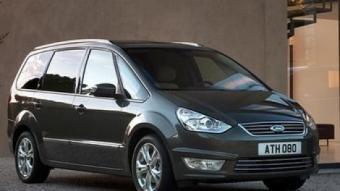 Els nous Ford S-Max i Galaxy van ser presentats aquest any al Saló de Brusel·les.
