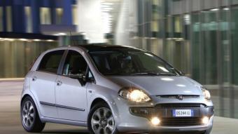 El Fiat Punto Evo es va començar a comercialitzar el mes passat.