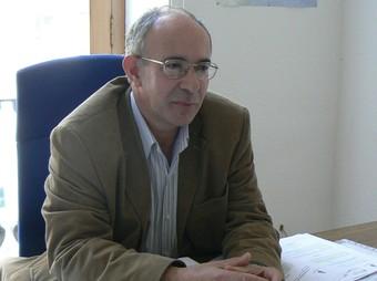 Pep Sanchis és el regidor responsable de l'area de desenvolupament local. /  CEDIDA