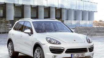 El nou Porsche Cayenne és una mica més llarg que l'anterior en distància entre eixos.