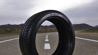 El pneumàtic Michelin Pilot Sport 3.