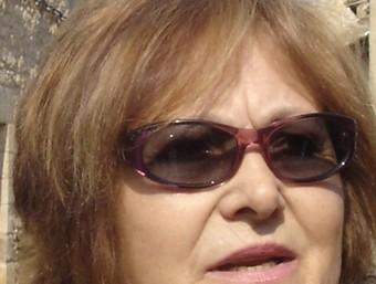 L'alcaldessa d'Ultramort, Maria Gràcia Serrats. T.S.