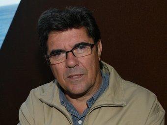 Antoni Vega, alcalde de Portbou, en una imatge d'arxiu.