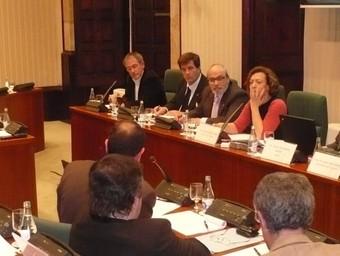 Compareixença dels alcaldes de Bellcaire, l'Escala i Torroella de Montgrí. A.V