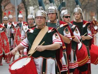 Armats del Vendrell, en activitat des del 1816, organitzen la Trobada.  M.M