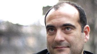 Xavier Bosch, periodista i exdirector de l'Avui, en una fotografia recent. FRANCESC MELCION