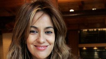 L'escriptora Maria de la Pau Janer, en una imatge recent. CRISTINA CALDERER