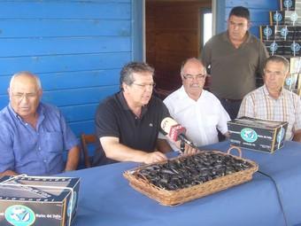 La marca Marisc del Delta es va començar a comercialitzar el juliol del 2009.  L.M