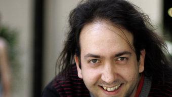 El poeta Andreu Gomila publica la seva primera novel·la. FRANCESC MELCION