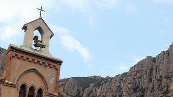L'ermita de la Salut s'obre només el dilluns de Pasqua per celebrar-hi l'aplec.  ORIOL DURAN