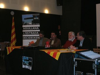 Una imatge de la presentació de la plataforma.